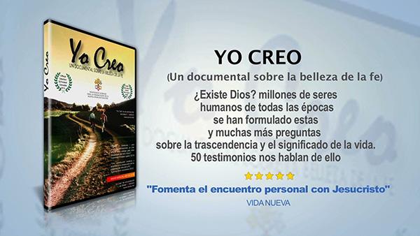 Yo creo (dvd)