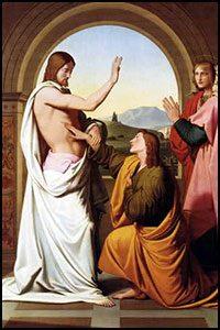 Apacición a los discípulos y a Tomás