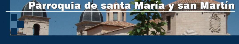 Parroquia de santa María y san Martín