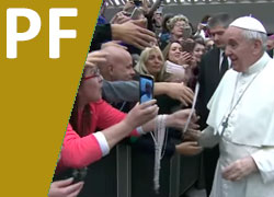 Catequesis del Papa