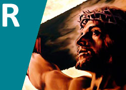 Jesús habla desde la Cruz